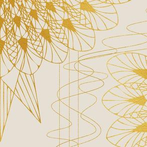 Golden Phoenix Ivory