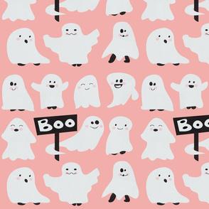 Too Cute to Spook - boo