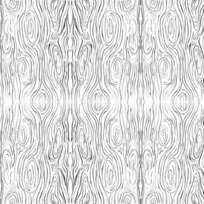 Wood grain inverse in small repeat