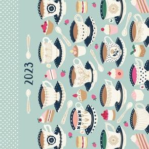 Make Time for Tea and Cake 2021 Calendar