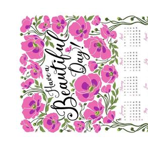 2021 Beautiful Day! Calendar