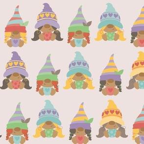 Girly Gnomes