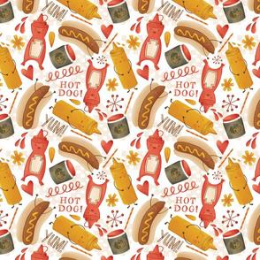 Hot Dog Gang