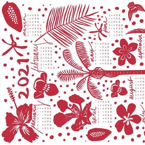 tropicana calendar 2021