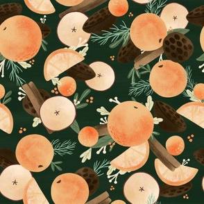 Nostalgic Christmas Citrus
