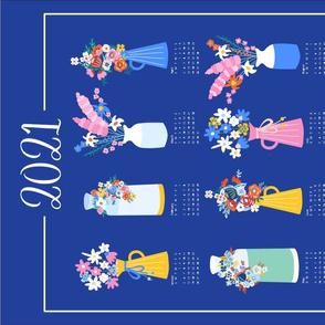 Tea Towel 2021