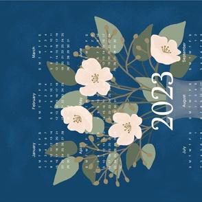 Vase of Flowers - 2021 Calendar