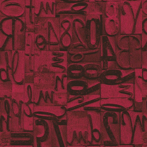 Wood type Red
