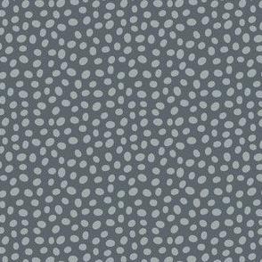 Petal Dots - Stone