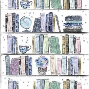 Booklover Book Shelf // medium size