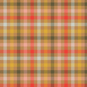 Conference Room Plaid