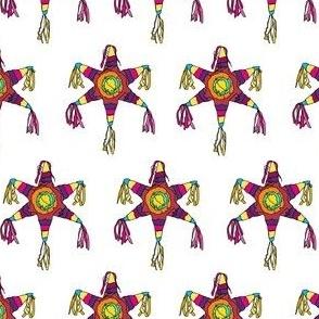 Colorful Pinatas Tiny Print