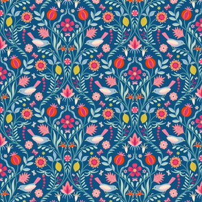 My favourite things M blue by Pippa Shaw