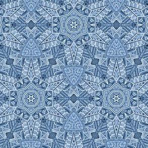 Ornate Star//Denim