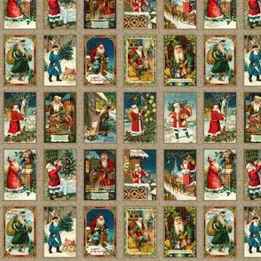Vintage Santas Panel-C2-med