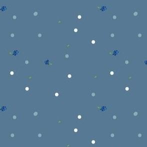 Wildflower Salmon Blueberry