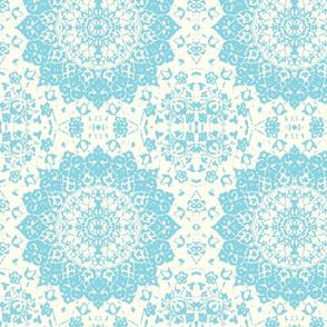 Persian-white turquoise xxll