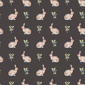Woodland Hare Dark
