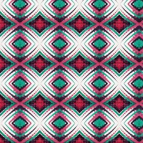 Diamond Tie-dye_S