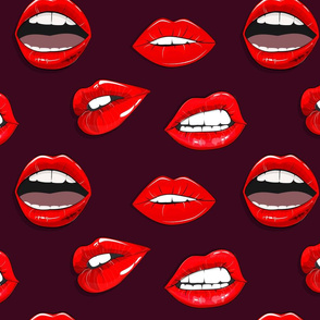 Love Lips dark pattern