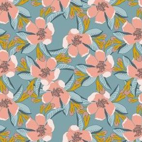 Cascade of Blossoms - Cherry Blossoms