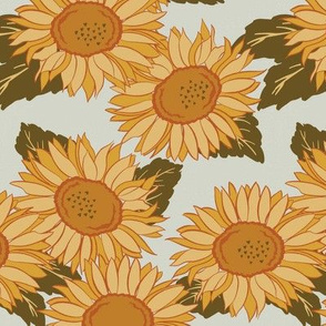 Blooms - Sunflowers