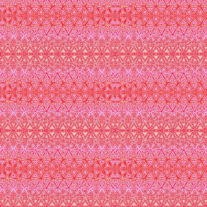 Kaleidoscope reds