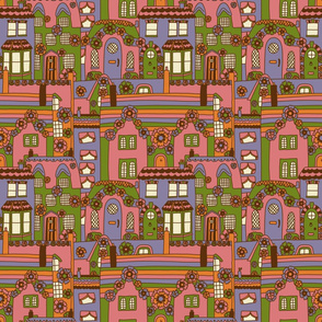 Groovy Cottages