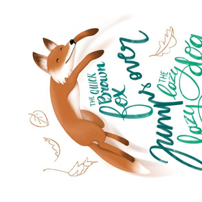 Pangram - The Quick Brown Fox Jumps Over The Lazy Dog
