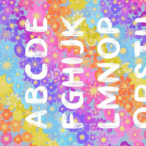 Bright and Beautiful ABCs