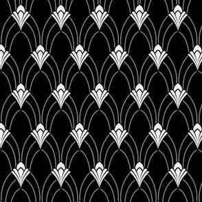 Art Nouveau_ black