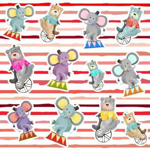 Bears and Elephants