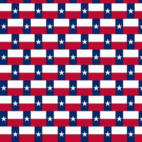 Texas Flag Horizontal - Small