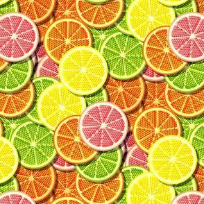 """Citrus, S, 7"""""""