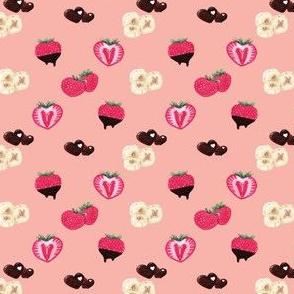 Strawberry Chocolate Milkshake