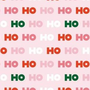 Ho Ho Ho Christmas (x-small)