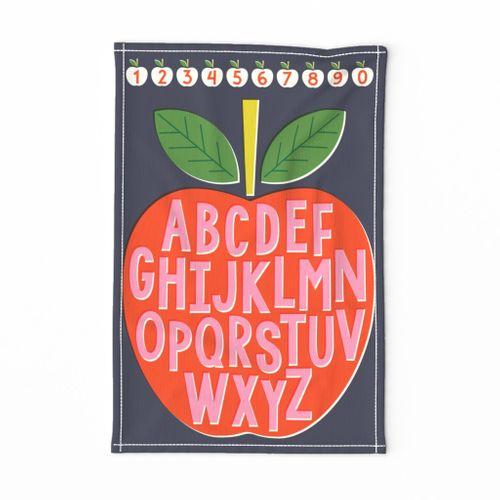 Teacher Gift - Now I know My ABCs