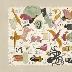 Myth and Legend Alphabet