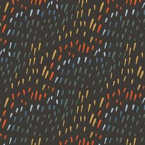 Lamb Illustration's Dusty Rainshower Pattern
