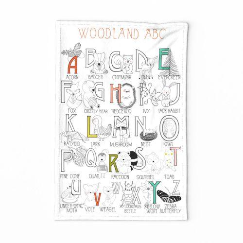 Woodland ABC