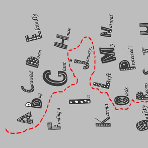 bug story alphabet
