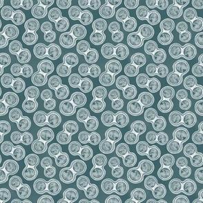 Molecules / Pine Green