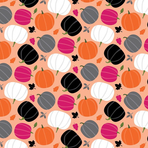 Pumpkin Toss Orange