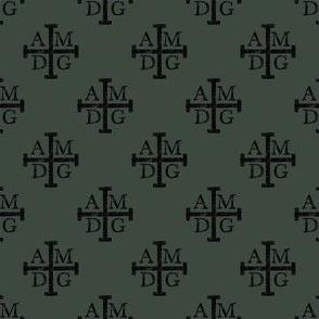 AMDG Catholic Design Ad Majorem Dei Gloriam