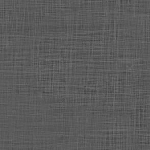 pony up: wrought iron linen