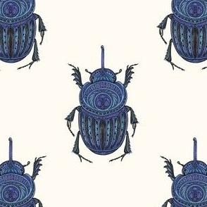 Cobalt Beetles