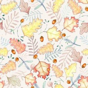 Autumn Breeze  Ivory