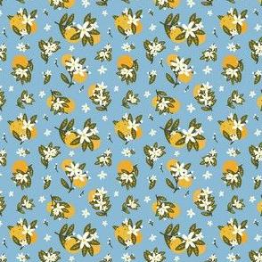 Pickleballs and Orange Blossoms Mini