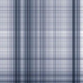 Payne's Grey / Bluish Grey Plaids.