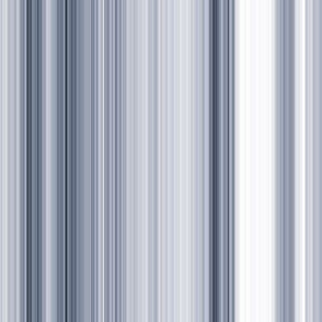 Payne's Grey / Bluish Grey Stripes / Vertical